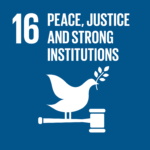 SDG Goals | Peace and Strong Institutions